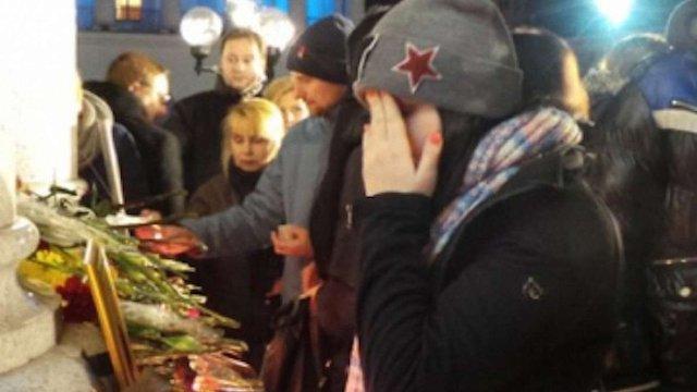 У Криму шанувальників «Кузьми» розігнали силовики