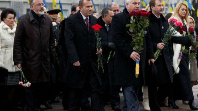 ЄС знімає санкції з Табачника, Якименка, Лукаш і Клюєва, – нардеп