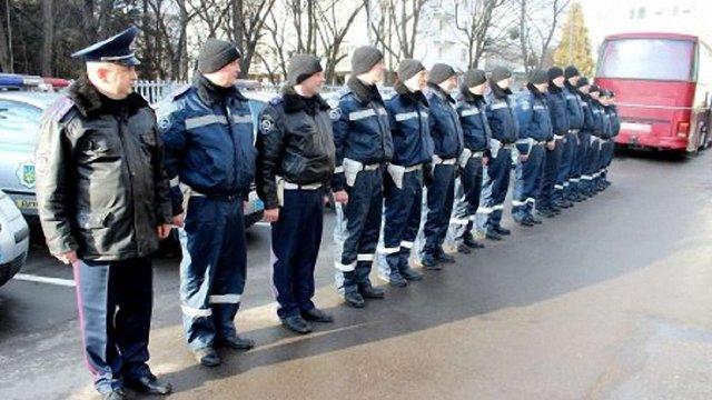П'ятнадцятеро працівників ДАІ із Львівщини вирушили на війну
