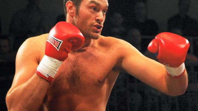 Британський боксер готовий цілувати черевики Кличка, аби він з ним бився