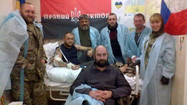 Дмитру Ярошу зробили ще одну операцію
