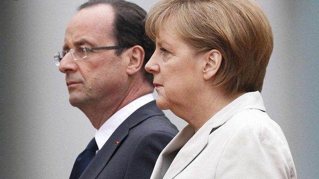 У четвер до Києва прилетять Меркель і Олланд, – джерело