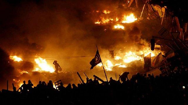 ГПУ: Під час подій на Майдані постраждали 2500 осіб