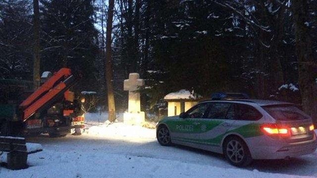 У Мюнхені знову осквернили могилу Бандери