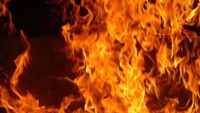 На Львівщині у власному будинку згоріла 70-річна жінка