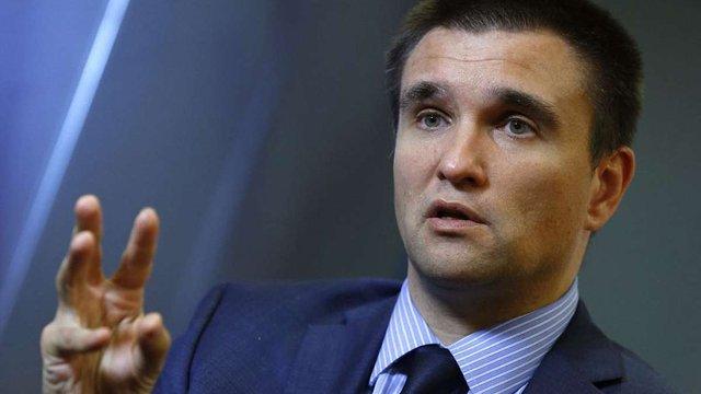 Міністр МЗС пояснив, чому Росія входить у контактну групу щодо Донбасу