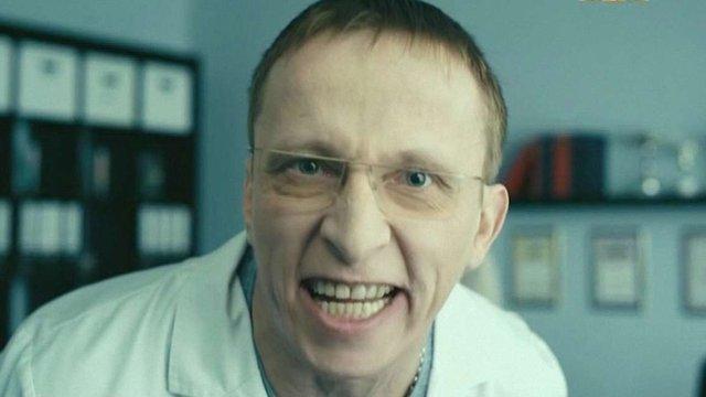 Актор Охлобистін опинився в лікарні з розбитим обличчям