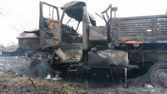 Сили АТО знищують російську техніку та озброєння під Донецьком