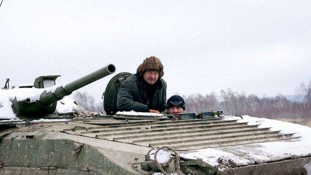 У Львові мобілізованих у четверту хвилю готують до війни