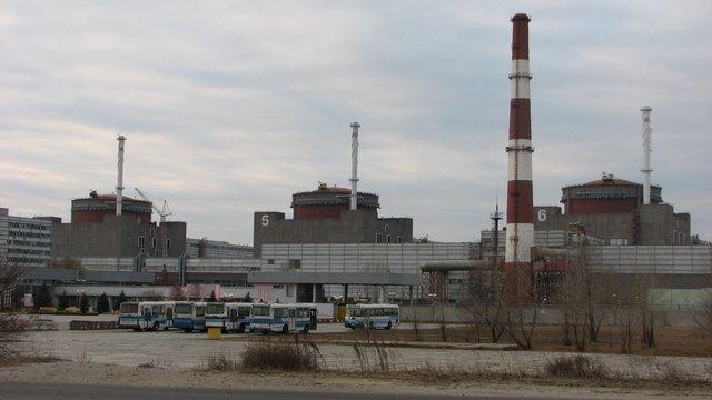 Запорізька АЕС відключила другий енергоблок