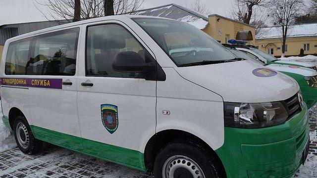 Львівські прикордонники отримали сучасну техніку від Євросоюзу