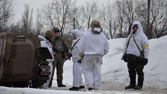 Українські війська почали наступ у бік Новоазовська, - полк «Азов»