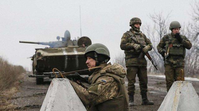 У зоні АТО за минулу добу загинули 7 українських військових, 23 поранено, - Генштаб