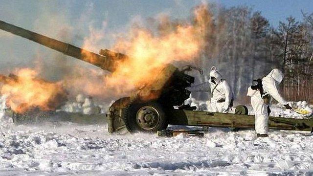 Після нічного бою під Дебальцевим бойовики з втратами відступили, - прес-служба АТО