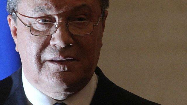 Росія відмовила Україні в екстрадиції Януковича та Азарова