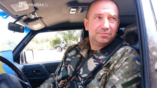 Екс-командир «Айдару» заявив, що це він коригував артобстріл, у якому звинувачують Савченко