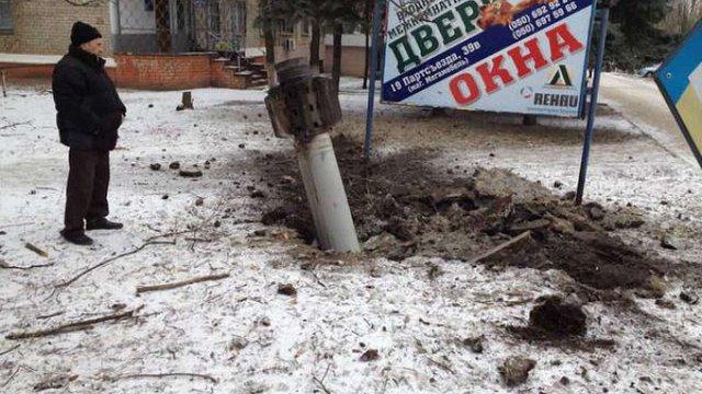 Росіяни обстріляли штаб АТО у Краматорську: є поранені і загиблі