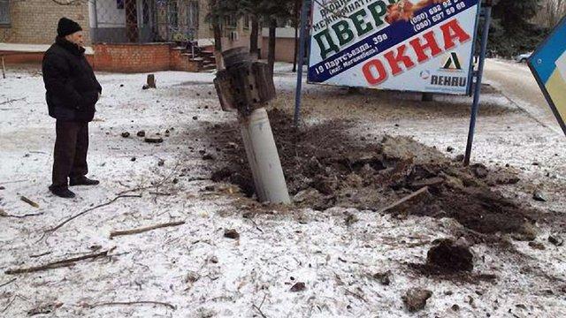 У Краматорську через обстріли терористів загинули п'ятеро цивільних