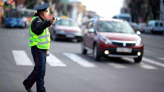 Начальника відділу ДАІ оштрафували за порушення правил дорожнього руху