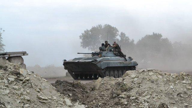 Сили АТО під Дебальцевим потрапили в оточення, але про «котел» поки говорити зарано, – «Донбас»