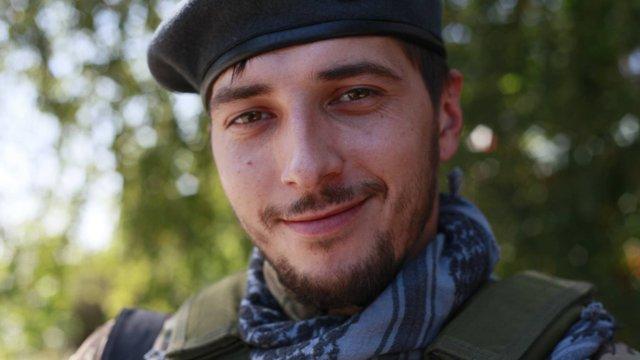 Про львівського фотографа Віктора Гурняка, який загинув на Донбасі, зняли фільм