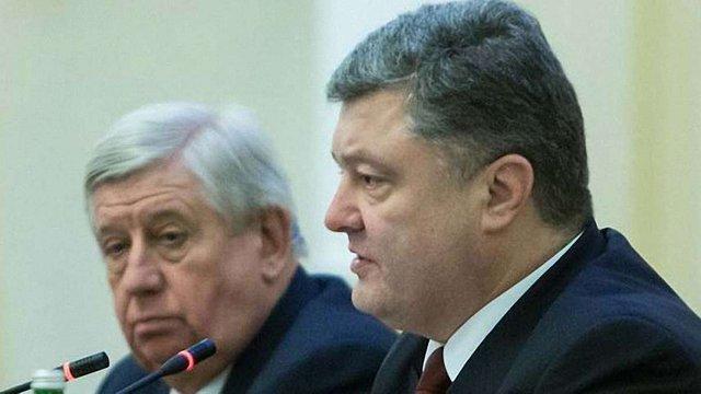 Президент доручив генпрокурору реалізувати напрацювання ГПУ у справах Євромайдану до 22 лютого