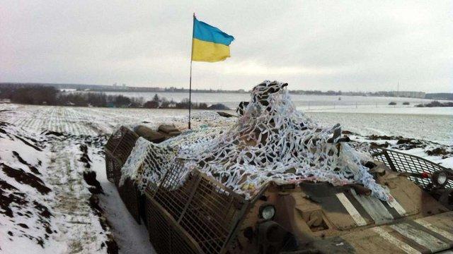 Українські бійці знищили біля Маріуполя блок-пост і склад боєприпасів бойовиків