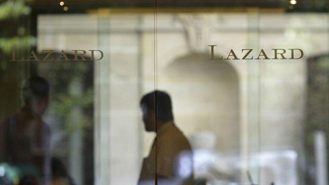 Кабмін призначив фінансовим радником Мінфіну американську компанію Lazard