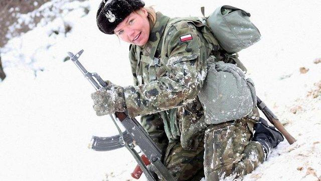 З березня польська армія розпочне набір добровольців
