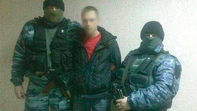 Міліція затримала ще одного учасника минулорічних масових заворушень і штурму Харківської ОДА
