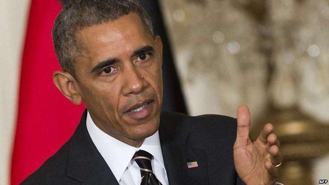 Обама попросив дозволу у Конгресу використати війська проти «Ісламської держави»
