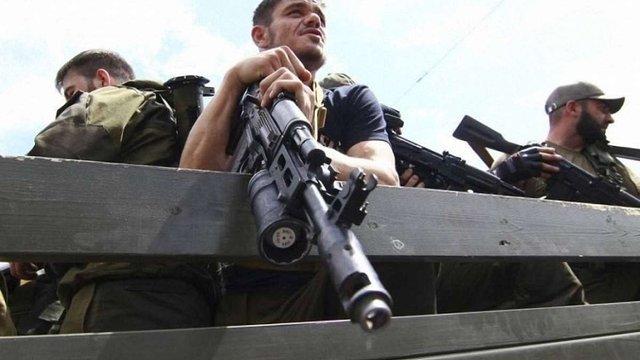 Російські війська знову захопили Логвинове, – Семенченко