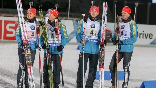 Біатлон: збірна України визначилась зі складом на спринтерські гонки