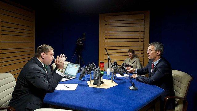 НАТО продовжує фіксувати російських військових на Донбасі, - Столтенберг