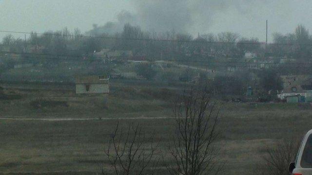 Російські війська перейшли в контрнаступ на схід від Маріуполя, - «Азов»