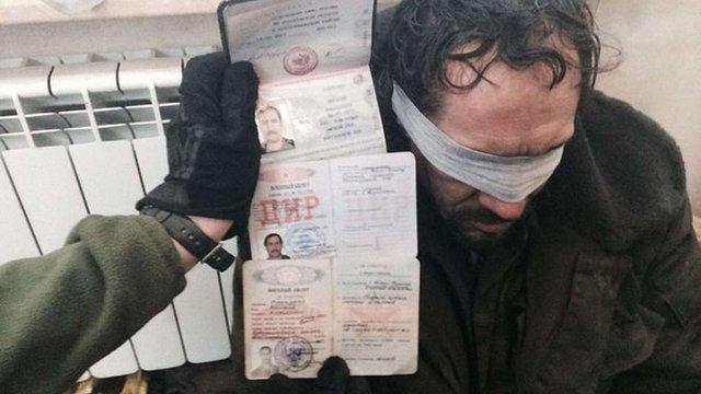СБУ затримала диверсантів банди «Сомалі», які знущалися над українськими «кіборгами»