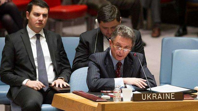 ООН не розглядає направлення миротворців на Донбас, - постпред України