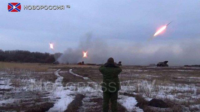 Росія передала терористам українські озброєння, захоплені в Криму (фото)