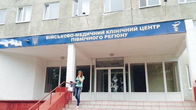 За час проведення АТО військовий шпиталь Харкова прийняв 4 тис. бійців
