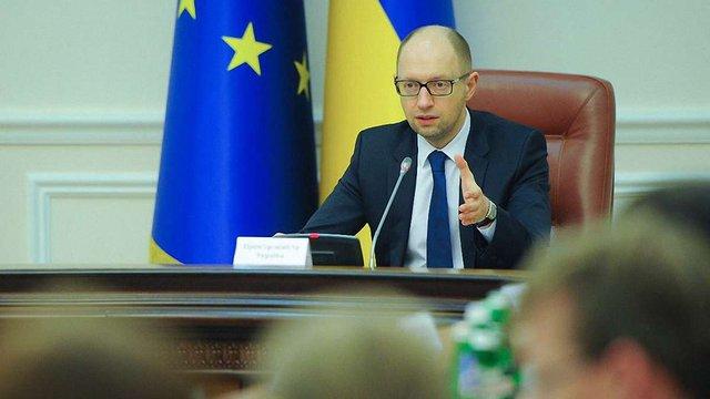 Донбас має бути відбудований за гроші Росії, - Яценюк