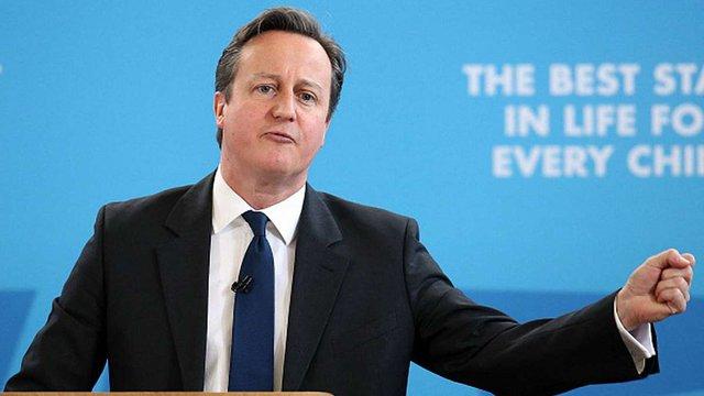 Британія підтримає нові санкції проти РФ у разі невиконання Мінських домовленостей, - Кемерон