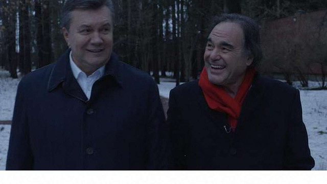 В Україні можуть заборонити ще не знятий фільм про Януковича