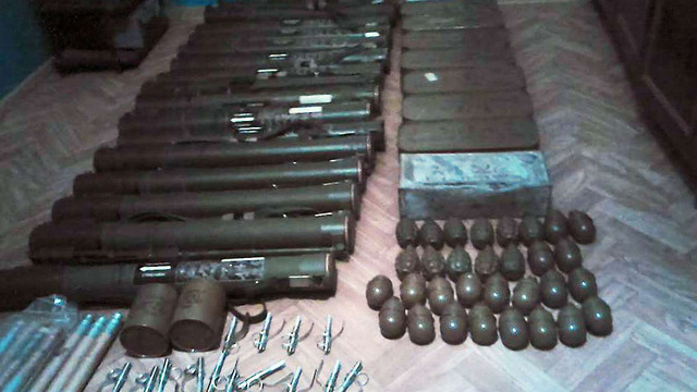 СБУ: На Одещині виявили терориста з великим арсеналом зброї