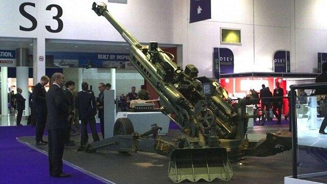 Росії заборонили участь у міжнародній виставці військової техніки в Англії