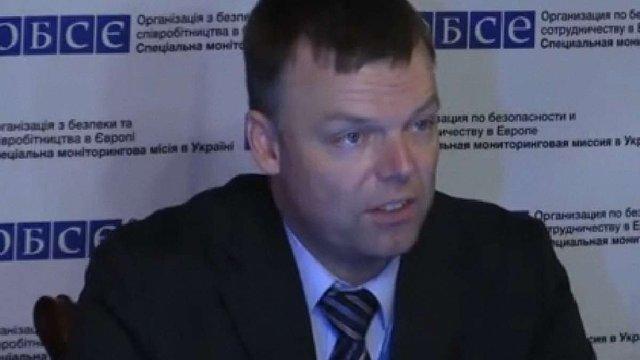 Місія ОБСЄ ще раз спробує сьогодні потрапити до Дебальцевого
