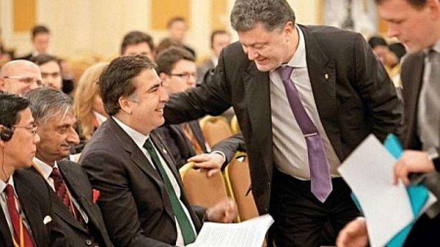 Тбілісі вимагає екстрадиції Саакашвілі, Київ відмовляється