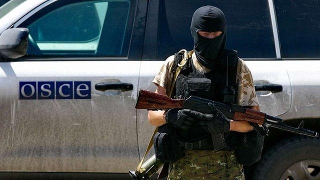 ОБСЄ вимагає від російських терористів припинити бойові дії