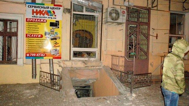 В Одесі підірвали сервісний центр, що належить «автомайданівцю»
