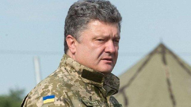 Українські військові дали по зубах тим, хто намагався їх оточити, – Порошенко
