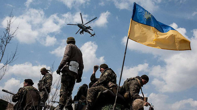 Турчинов розповів, для чого РНБО створила воєнний кабінет і хто до нього входить